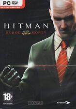 Hitman: Blood Money PC Game, 2006 FREE US Shipping