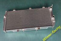 """Aluminum Radiator Audi 200 C3 Quattro 3B 20V Turbo Engine M/T 1989-1991 2"""" Core"""