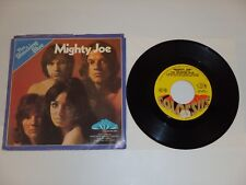 SHOCKING BLUE Mighty Joe /same 1970 DJ PROMO 45 Colossus C 111 DJ Pic sleeve PS