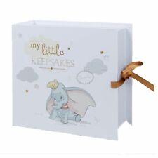 Disney Baby Memory Paperwrap Keepsake Box Newborn Christening Gift