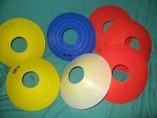 Hyundai score Disc Golf Lot 8 Disc/Frisbee Golf Soccer Discs not sure what Dl8
