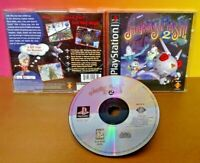 Jumping Flash 2 - Playstation 1 2 PS1 PS2 Game Complete Excellent DISC - Rare !