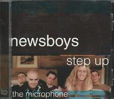Music CD Newsboys Step Up the Microphone