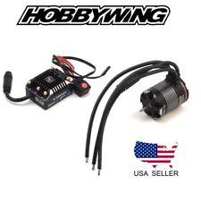 Hobbywing XeRun Axe ESC System 1800kV Brushless Motor RC Rock Crawlers