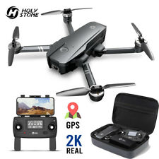 Holy Stone HS720 FPV Drone with 2K HD Camera Quadcopter Brushless GPS Auto Home
