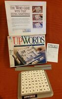 MB GAMES VINTAGE 1988 UPWORDS - 3 DIMENSIONAL WORD GAME - COMPLETE!