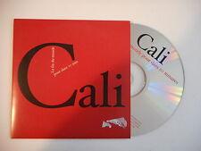 CALI : LA FIN DU MONDE POUR DANS 10 MIN [ CD SINGLE PORT GRATUIT ]