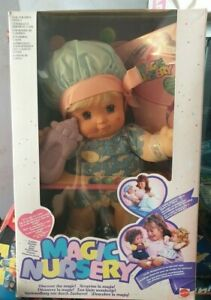 Magic Nursery Mattel Doll Vintage anni 80'