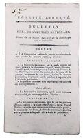 Arbois en 1795 Jura Paimpol Trévoux Tillières Nemours Vire Révolution Française