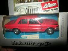 1:43 Schuco Mercedes-Benz 450 SE W116 rot/red Selten/Rare in OVP