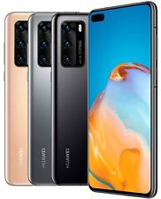 """Huawei P40 DualSim 128GB 5G LTE Android Smartphone 6,1"""" OLED 50 MPX 4K 8GB RAM"""