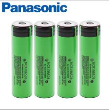 PANASONIC NCR18650B  Bateria Recargable ⚡️ Pila de Litio | 3,6V | 3400 mAh ⚡️