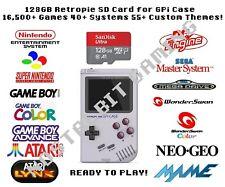 128 GB Retropie SD Card for Raspberry Pi Zero W inGPi Case Loaded Plug & Play!