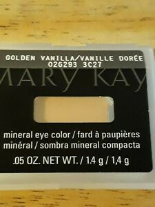 Mary Kay Mineral Eye Color - GOLDEN VANILLA   ***Discontinued***  New!