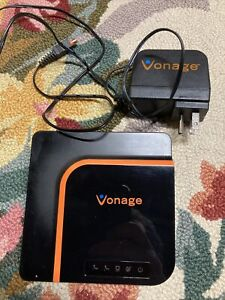 Vonage VDV22-VD V-Portal Internet Ethernet Router with Phone Adapter.    M