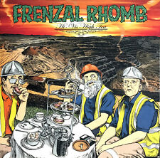 Frenzal Rhomb - Hi-Vis High Tea COLORED Vinyl LP Fat Wreck Exclusive  x/470 NEW