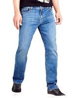 True Religion Jeans Blue Stretch Slim Fit Rocco W:32,L:32 (Company Seconds)