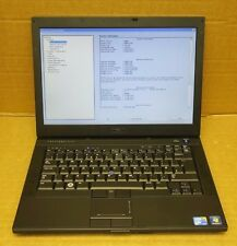 "Dell Latitude E6410 14.1"" Dual Core i7-640M 2.80Ghz 4 Go 250 Go Disque dur Portable Win7"