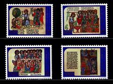 VATICANO 1998 1114/17 Hacia el Año Santo 4v.