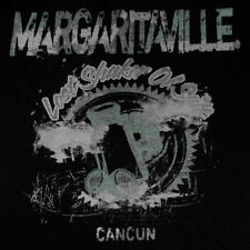 Margaritaville Cancun T-Shirt Small Lost Shaker of Salt Lime Jimmy Buffett