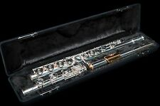Armstrong 800BOF Sterling Silver Open Hole Flute w/ case