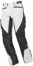 HELD MATATA Textil-Motorradhose herausnehmbare Membran grau-schwarz Größe S