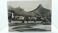 Vintage Rp Postcard Sea Point Cape Town Park View Real Photo
