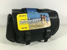 Sony LCS-VA2 Handycam Camcorder Case Travel Bag New with Tag