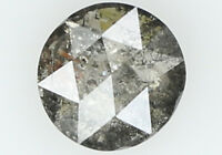 Natural Loose Diamond Round I1 Clarity Grey Nas Color 4.50 MM 0.32 CT N7760