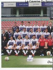 311 EQUIPE BELGIQUE OUD-HEVERLEE LEUVEN STICKER FOOTBALL 2012 PANINI
