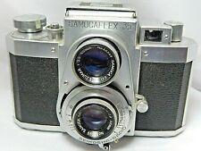 Rare Samocaflex 35 mm TLR Camera W/ Ezumar Lens No. 55432