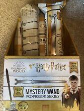 Harry Pottery Mystery Wand Professor Series 3 Unopened Still Sealed