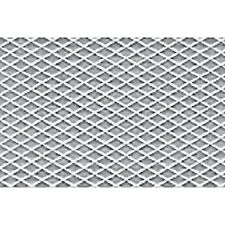 JTT Scenery Products 1:24 G-Scale Tread Plate Plastic Pattern Sheet, 2/pk 97458