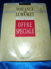 Le Bourget Glanz Feinstrumpfhose Gr. 2 vison 15 den Collant Tights OVP