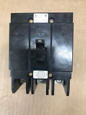 Eaton GHB3050 Type GHB 3P 50A 480VAC Circuit Breaker. Brand New In Box