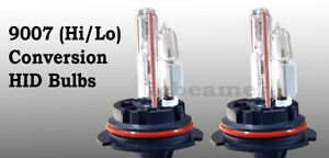 9007 HB5 Xenon HID Conversion 6000K Diamond White light Replacement Bulbs I192