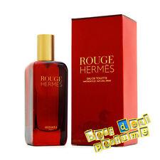 Rouge by Hermes 3.4 oz EDT for Women New In Box 100ml Spray Eau de toilette
