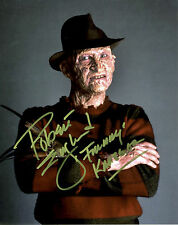 REPRINT - ROBERT ENGLUND 1 Freddy Krueger Nightmare autographed signed photo