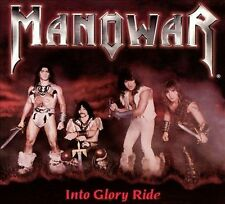 Manowar, Into Glory Ride: Silver Edition, Excellent Original recording remastere