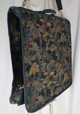 Diane Von Furstenberg Hanging Garment Bag Luggage Tapestry