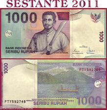 INDONESIA - 1000 1.000  RUPIAH 2000 / 2005  - P 141f    - FDS / UNC
