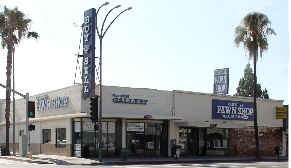 Van Nuys Pawn Shop