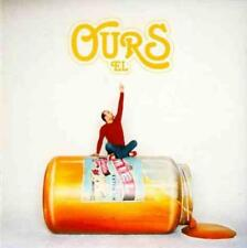OURS (CHARLES SOUCHON) - EL NEW CD
