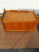 $20 DOWN NOW!! Antique Blanket Chest - Storage Bench - End of Bed Trunk