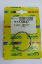 Anello Pistone Set di 49 mm Top dall'interpretazione 9906840 50 CC TROPHY MINARELLI am6 ruolo