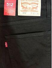 Levi's 512 Men Slim Taper Fit Jeans (Levis 512 authentic, brand new guaranteed)