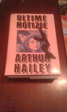 libro cop rigida romanzo ULTIME NOTIZIE arthur hailey
