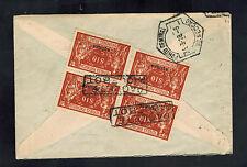 1928 Azores Portugal Cover to Porto