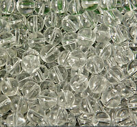 Pack of 100 x 6mm Glass Beads for Jewellery Making (B6mm)