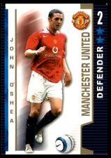 Shoot Out (2004-2005) John O'Shea Manchester United